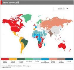 语言是否会受到国界的威胁?