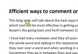 文件翻译技巧:在 PDF 中进行有效注释