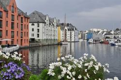 在挪威开展开展业务业务