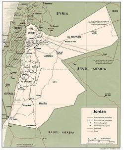 在中东和北非地区开展业务:约旦