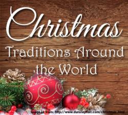 圣诞节——翻译世界各地的传统