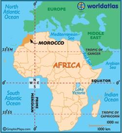 摩洛哥翻译和本地化
